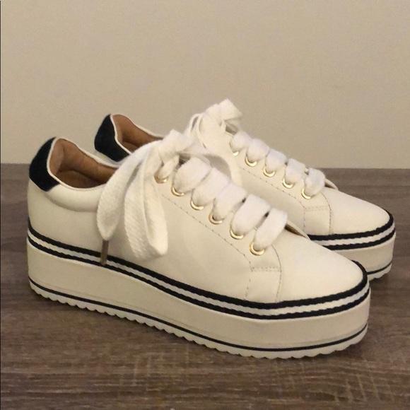 Joie Shoes   Joie Dabnis Stripe Sneaker